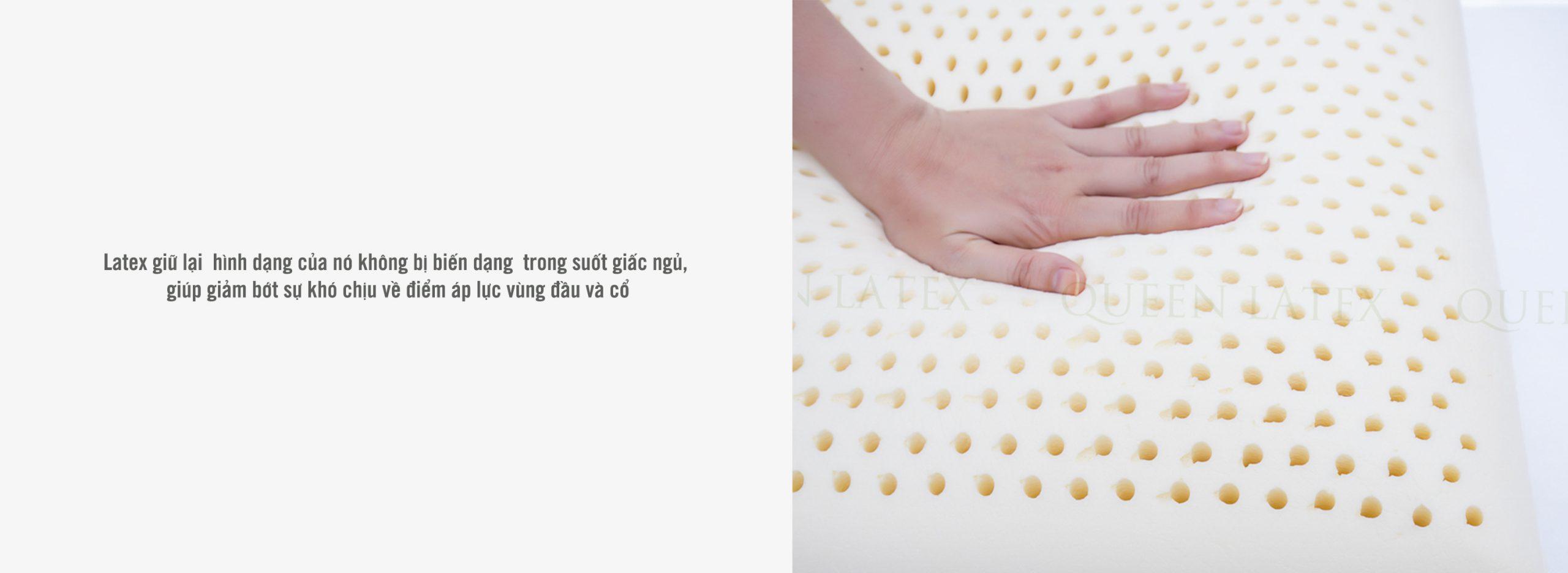 Gối cao su massage G/G2 - Vạn Thành goi cao su thien nhien 5 scaled